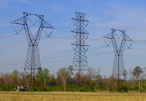 High-Voltage Power Lines, Power Lines