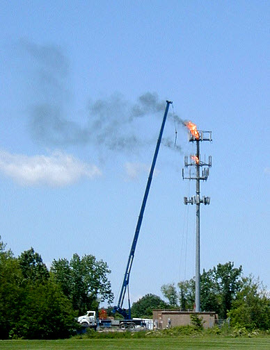 Cell Phone Towers Danger, Cell Tower Construction