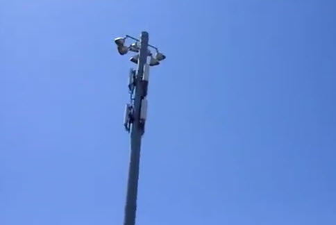 Cell Phone Towers, Cell Phone Tower Protection