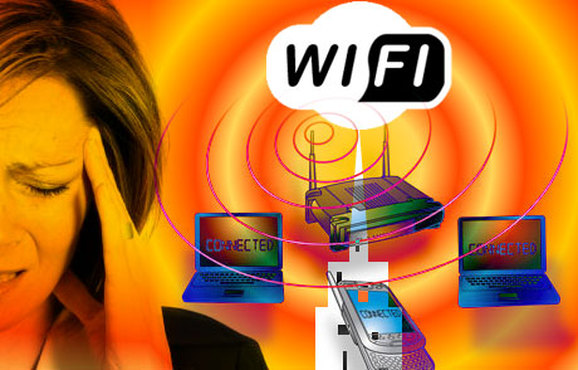 Wireless Radiation, Microwave Radiation