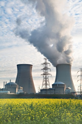 nuclear power plant reaction paper A nuclear power plant or nuclear power station is a thermal power station in which the heat nuclear reactors usually rely on uranium to fuel the chain reaction.