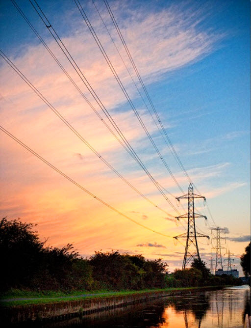 Power Lines, Power Lines Radiation