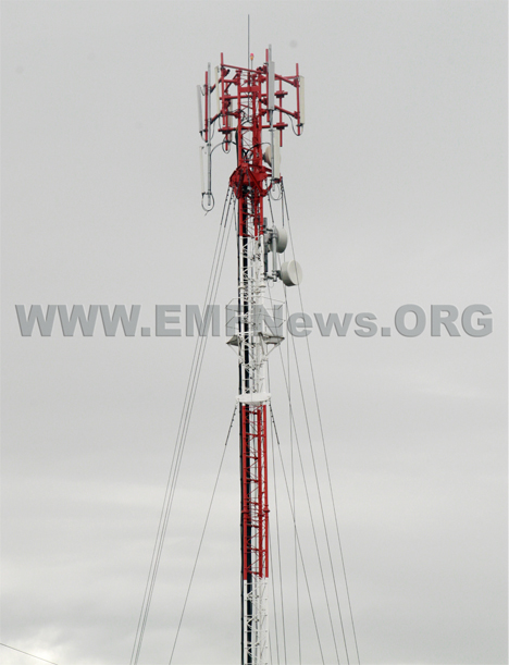Cell Tower, Cell Tower Radiation Protection