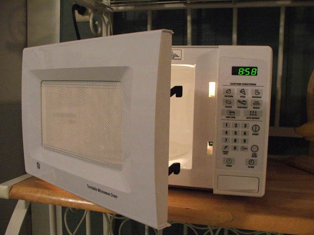 Microwaves, Microwave Oven Danger