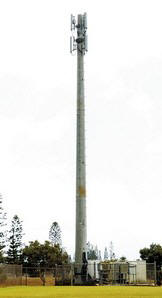 cell tower pole, cell tower income, cell tower radiation