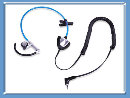 Click here for more information of the air-tube headset  product