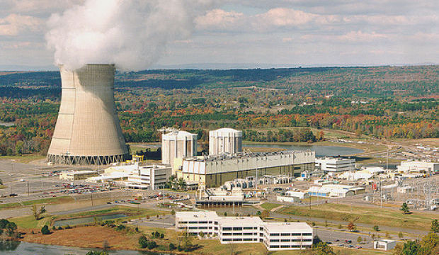 Nuclear Plant in Arkansas, Nuclear Radiation Protection