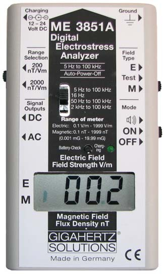 ME 3851A Meter-5 Hertz to 100 000 Hertz