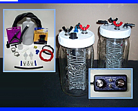 Hydrogen Car Kit for Midsize 6 to 8 cylinder engines